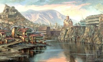 The Legend of Tbilisi