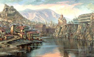 Легенда о Тбилиси