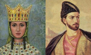 The Legend of Queen Tamar and Shota Rustaveli