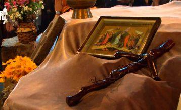 Предание о Святой Нино
