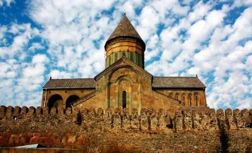 La légende de la cathédrale de Svetitskhoveli