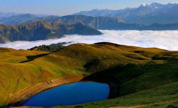 Tbikeli Lake