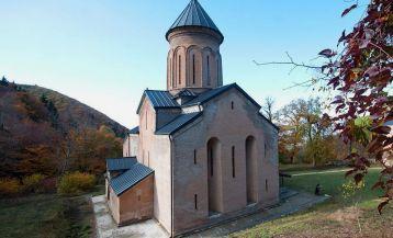 Монастырь Кинцвиси
