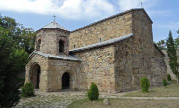 Монастырь Зедазени
