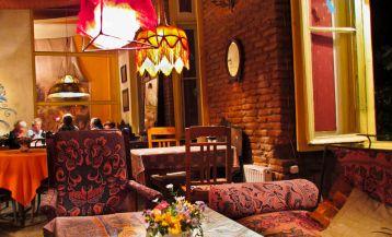 Уютные рестораны Тбилиси