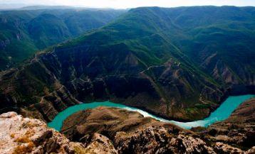 Реки Грузии