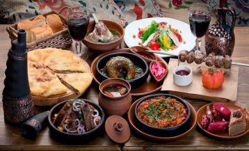 Топ 8 блюд, которые стоит попробовать в Грузии