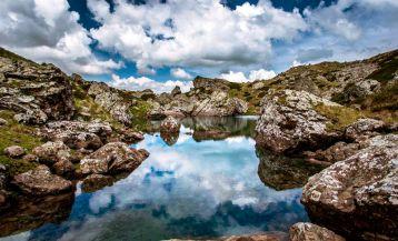 Озера в Грузии