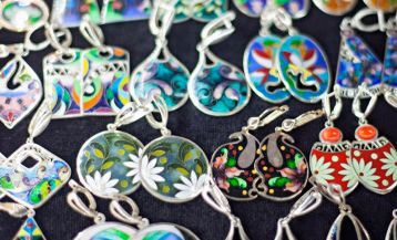 Minankari: Jewelery Art in Georgia