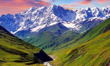 Национальный паркКазбеги
