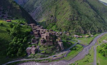 Shatili Fortress