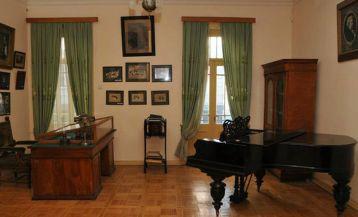 Дом-музей имени ЗахарияПалиашвили