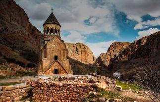 Тур по Грузии и Армении
