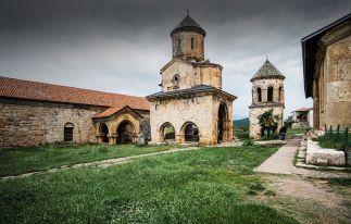 Reise durch Georgien mit Ankunft in Kutaissi