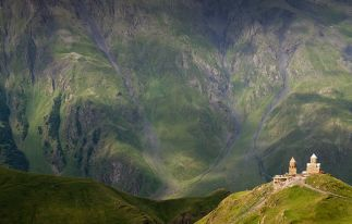 Explore Remote Churches of Spiritual Georgia